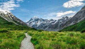 世界各地的美麗步道